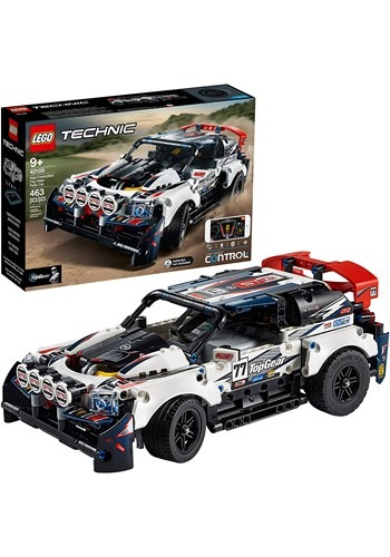 LEGO Technic App-Controlled Top Gear Rally Car Bui