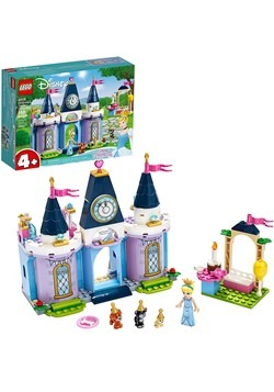 LEGO Disney Princess Cinderella's Castle Building