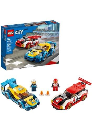 LEGO City Building Set Turbo Wheels Racing Cars Alt 1