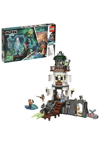 LEGO Hidden Side The Lighthouse of Darkness Set