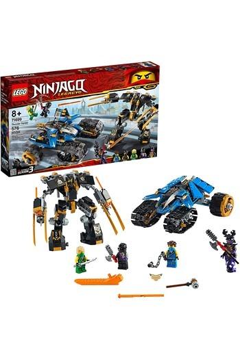 LEGO Ninjago Thunder Raider Building Set