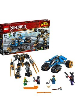 LEGO Ninjago Thunder Raider Building Set