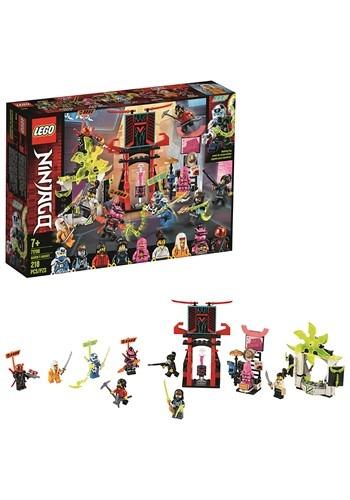 LEGO Ninjago Gamer's Market