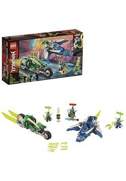 LEGO Ninjago Jay & Lloyds Velocity Racers