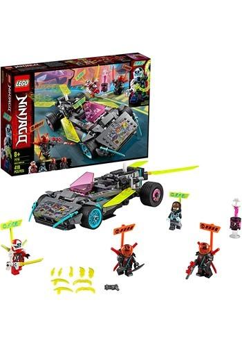 LEGO Ninjago Ninja Tuner Car Building Set