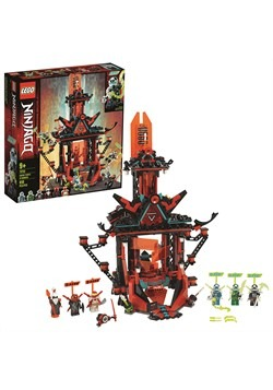 LEGO Ninjago Empire Temple of Madness Set