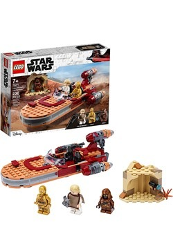 LEGO Star Wars Luke Skywalker's Landspeeder Buildi