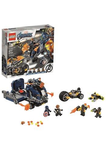 LEGO Super Heroes Avengers Truck Take-Down