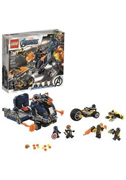 LEGO Super Heroes Avengers Truck Take-Down
