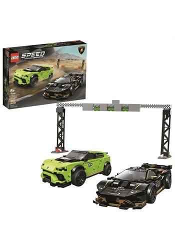LEGO Speed Champions Lamborghini Urus ST-X & Lambo