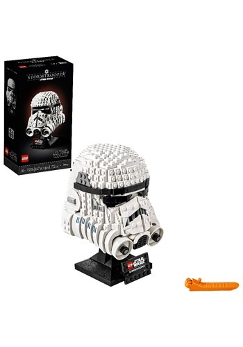LEGO 18+ Star Wars Stormtrooper Helmet