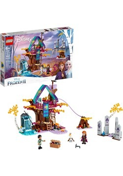 LEGO Disney Frozen 2 Enchanted Treehouse Building
