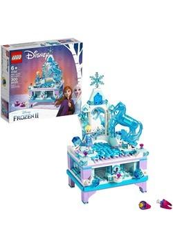 LEGO Frozen 2 Elsa's Jewelry Box Creation Building