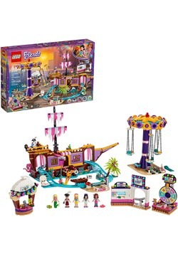 LEGO Friends Heartlake City Amusement Pier Buildin