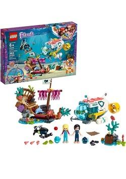 LEGO Friends Dolphin Rescue Mission Building Set