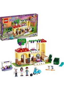 LEGO Friends Heartlake City Restaurant Building Se