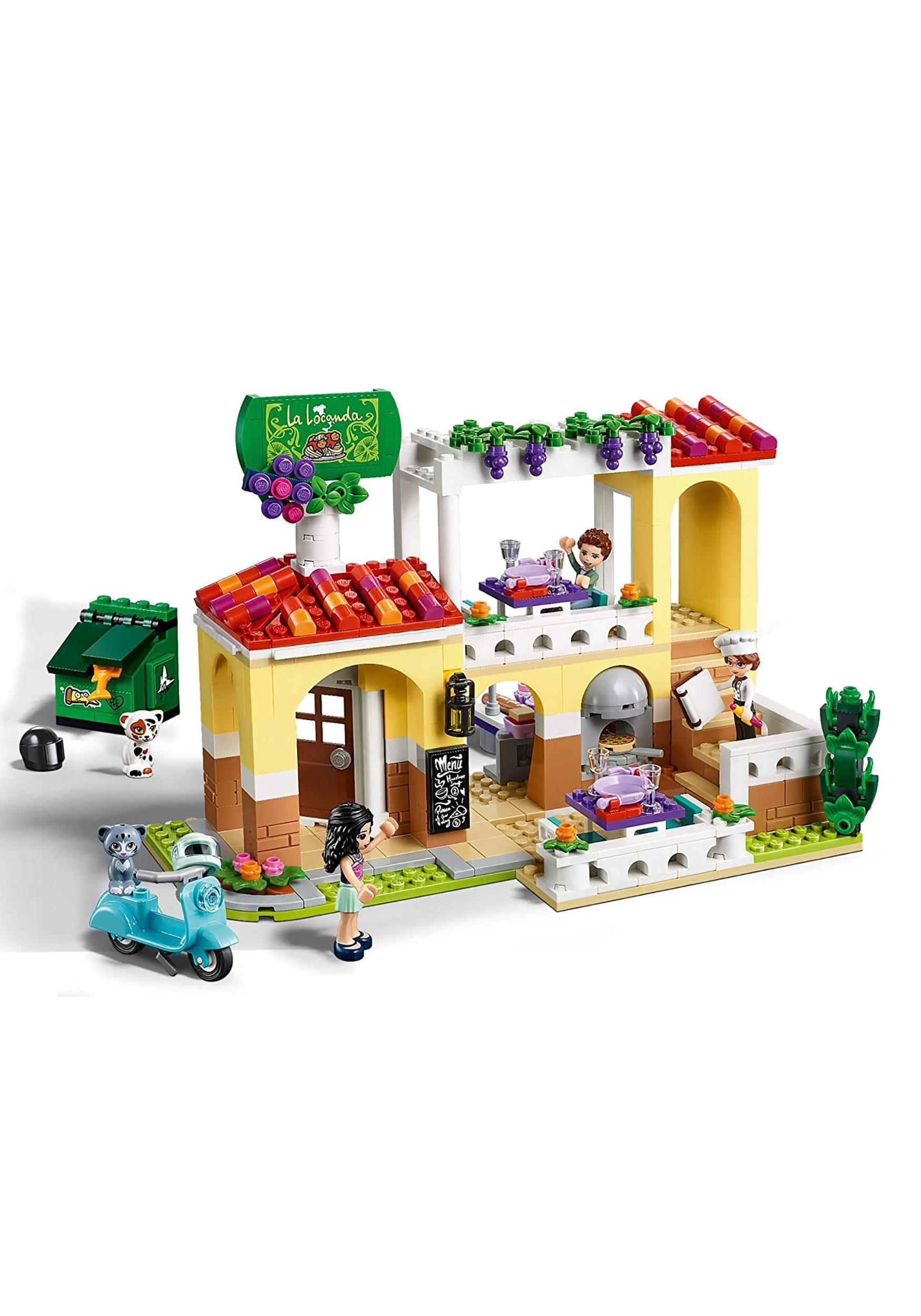 LEGO Friends Heartlake City Restaurant Building Set