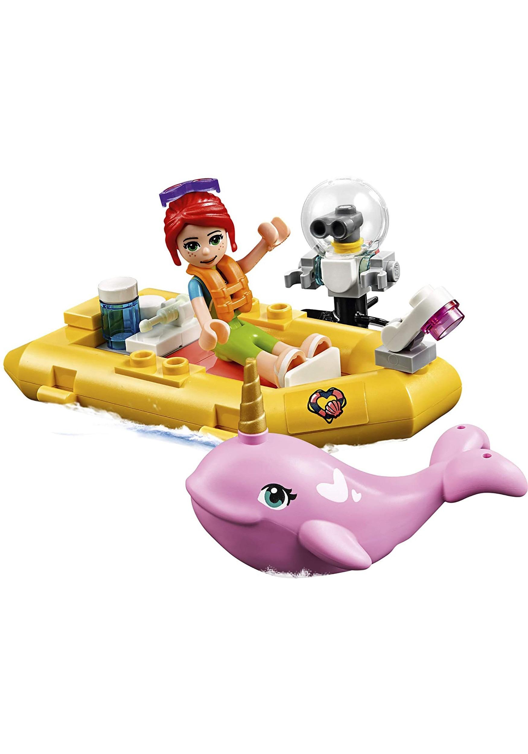 Rescue Mission Boat LEGO Friends Building Set