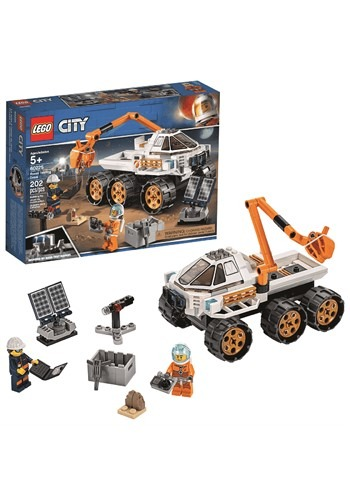 LEGO City Space Port Rover Testing Drive Set