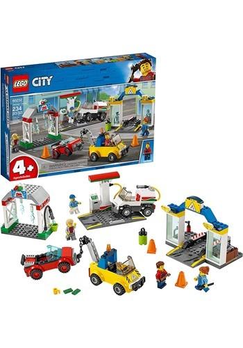 Garage Center LEGO City Building Set