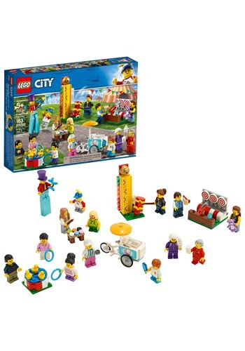 LEGO City People Pack Fun Fair Building Set
