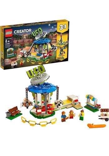 LEGO Creator Fairground Carousel Building Set