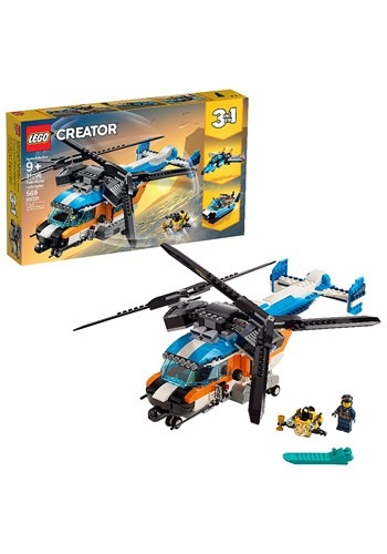 LEGO Creator Twin Roto Helicopter