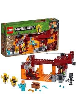 LEGO Minecraft Blaze Bridge