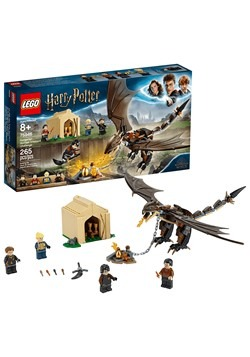 LEGO Harry Potter Hungarian Horntail Triwizard Cha
