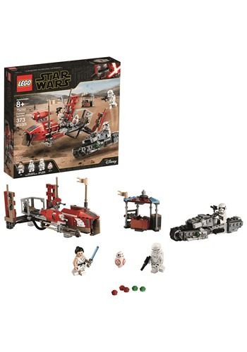 LEGO Star Wars Pasaana Speeder Chase Set