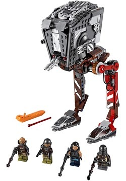 LEGO Star Wars AT-ST Raider Building Set Alt 1