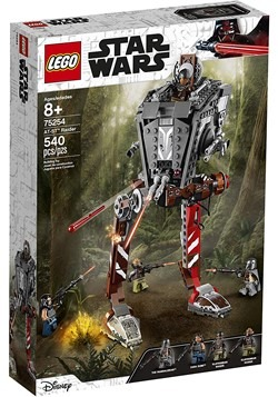 LEGO Star Wars AT-ST Raider Building Set Alt 3