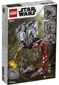 LEGO Star Wars AT-ST Raider Building Set Alt 4
