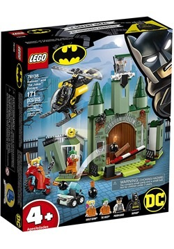 LEGO Super Heroes Batman and the Joker Escape Alt 3