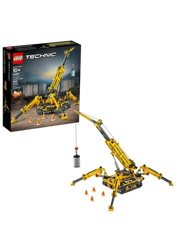 LEGO Tehnic Compact Crawler Crane