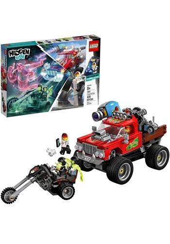 LEGO Hidden Side El Fuego's Stunt Truck Building S