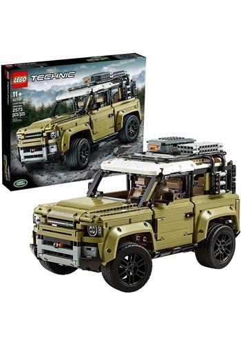 LEGO Technic Land Rover Defender Building Set