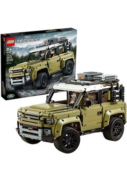 LEGO Technic Land Rover Defender Building Set