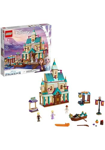 LEGO Disney Princess Arendelle Castle Village Buil