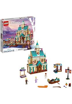 LEGO Disney Princess Arendelle Castle Village Buil