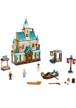 LEGO Disney Princess Arendelle Castle Village Buil Alt 1