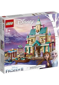 LEGO Disney Princess Arendelle Castle Village Buil Alt 3