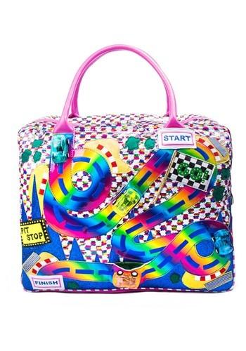 Irregular Choice Rainbow Highway Handbag