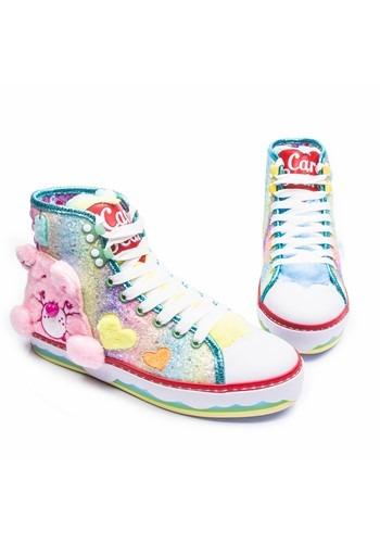 Irregular Choice Care Bears Cute Adorable Sneakers