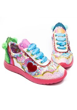 Irregular Choice Care Bears Hugs Rule Shoe