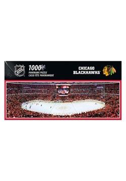 NHL Chicago Blackhawks 1000-Piece Stadium Panorami