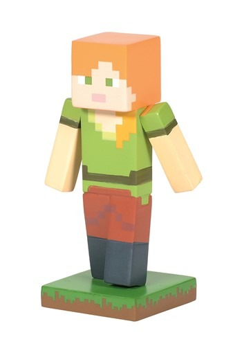 Minecraft Alex Figuirine