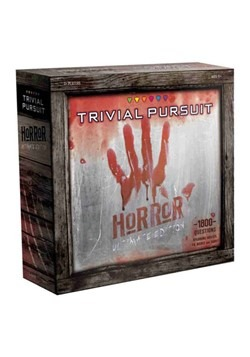 TRIVIAL PURSUIT Horror Movie Ultimate Edition