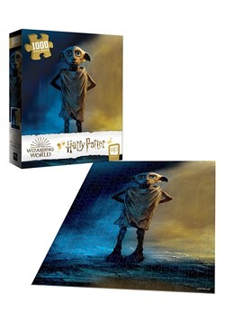 1000 Piece Harry Potter Dobby Jigsaw Puzzle
