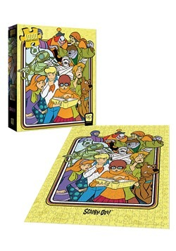 "Scooby-Doo! ""Those Meddling Kids!"" 1000 Piece Puzzle"